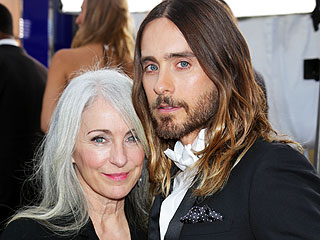 Jared Leto's Favorite Thing About Awards Season? The Chance to Thank Mom