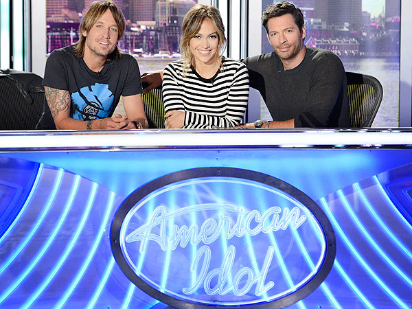 Keith Urban: I'm Pulling for the Nashville Contestants During American Idol Auditions| Nashville, American Idol, Country, American Idol, Harry Connick Jr., Jennifer Lopez, Keith Urban