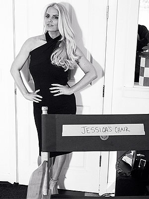 Jessica Simpson Posts Sexy Sneak Peek at New Weight Watchers Ad