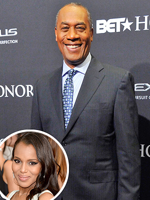 Kerry Washington Is 'Very Excited' About Being a Mom, Says Scandal Costar Joe Morton