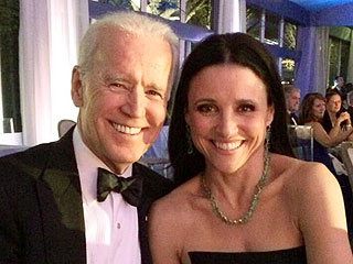 Double Veep Vision! See Joe Biden & Julia Louis-Dreyfus at State Dinner | Julia Louis-Dreyfus