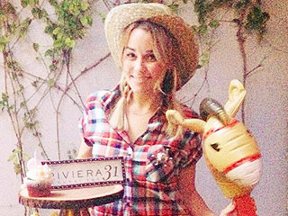 Inside Lauren Conrad's Hoedown-Themed Birthday Bash with Her Fiancé | Lauren Conrad