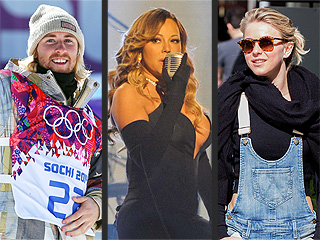 Julianne's Major Haircut, Mariah's Even More Major Hotness & More from the Weekend