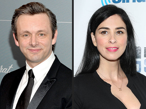 Is Sarah Silverman Dating Michael Sheen?