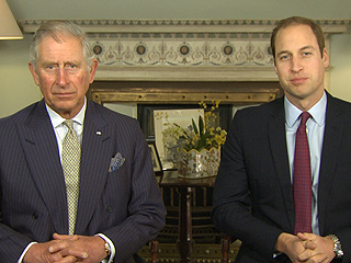 Prince William & Prince Charles Team Up Against Illegal Wildlife Trade: VIDEO