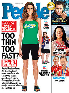Biggest Loser's Rachel Frederickson: I Was 'Too Enthusiastic' with Training