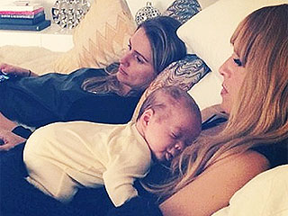 See How Rachel Zoe Is Enjoying Fashion Week with Her Newborn | Rachel Zoe