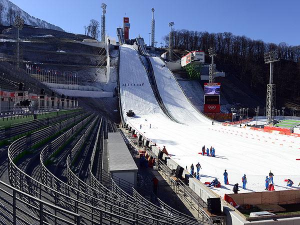Olympian Sarah Hendrickson: Ski-Jumping Is 'Like Putting Your Hand Out the Car Window'  Winter Olympics 2014, Sarah Hendrickson
