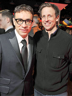 Which SNL Alum Is Joining Seth Meyers on Late Night? | Fred Armisen, Seth Meyers