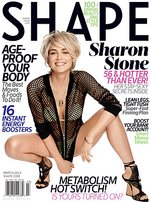 How Sharon Stone (Tearfully) Forced Herself to Accept Aging | Sharon Stone