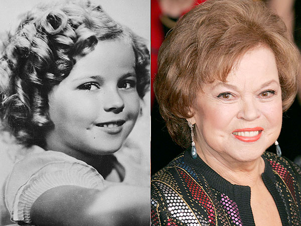 'America's Darling,' Shirley Temple, Dies at 85 | Shirley Temple