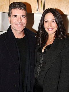 Simon Cowell Lauren Silverman Welcome Son Eric