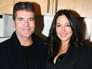 Valentine's Day Baby! Simon Cowell Welcomes a Son | Lauren Silverman, Simon Cowell