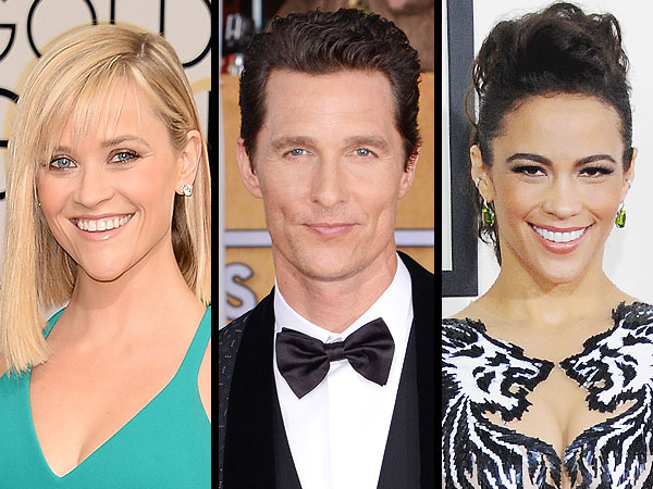 Matthew McConaughey and Reese Witherspoon Will Present at the 2014 Independent Spirit Awards