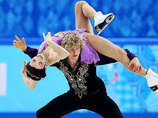5 Things to Know About Ice Dancers Meryl Davis and Charlie White