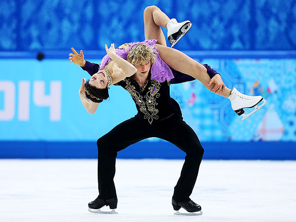 Did Ice Dancers Meryl Davis & Charlie White Make Olympic History? (Spoiler)