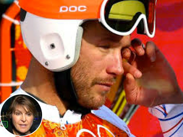 Bode Miller Supports Christin Cooper After Interview Leaves Him in Tears