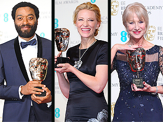 See the Big Winners from the BAFTA Awards