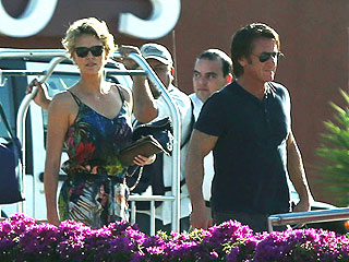 Charlize Theron and Sean Penn 'Inseparable' on Mexican Vacation | Charlize Theron, Sean Penn