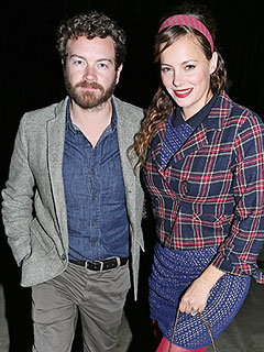 Danny Masterson Bijou Phillips Welcome Daughter Fianna Francis