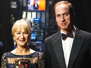 Helen Mirren: Prince William Seems Like a 'Very Nice Chap' – Not a Prince!