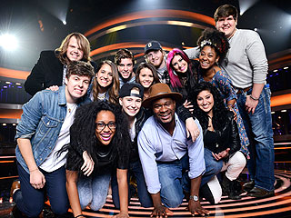 American Idol's Top 13 Features Some Surprise Picks
