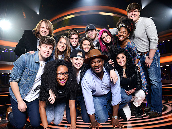 American Idol's Top 13: Some Girls Shine, Others Falter
