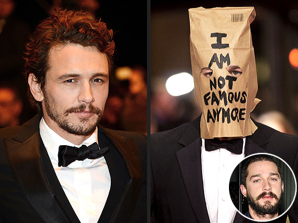 James Franco Empathizes with Shia LaBeouf's Acting Out | James Franco, Shia LaBeouf