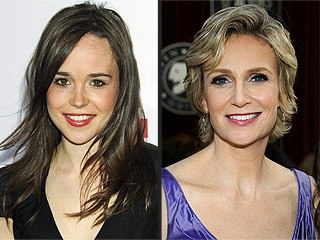 Jane Lynch: Ellen Page Didn't Lie About Her Sexuality