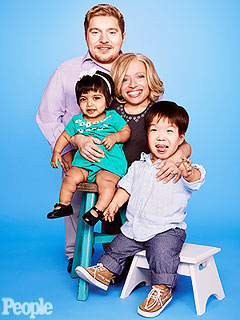 Little Couple's Son Is an 'Awesome Big Brother' to New Sister | Bill Klein, Jennifer Arnold