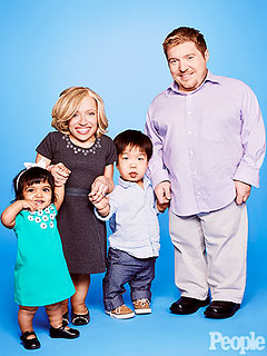 The Little Couple's Jen Arnold Celebrates Final Chemo Treatment | Bill Klein, Jennifer Arnold