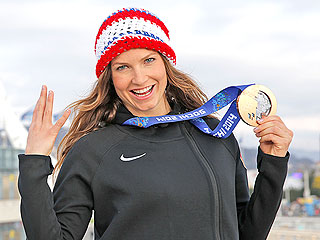 Surf's Up: Which Olympian Braved the Black Sea After Her Win?   Julia Mancuso