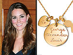 Kate Middleton's 'Mommy' Necklace Becomes a Bestseller | Kate Middleton