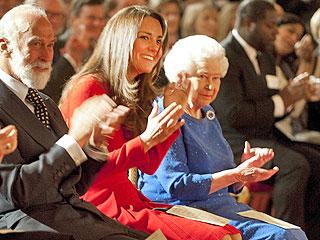 Where Does Queen Elizabeth Keep Her BAFTA Award?   Kate Middleton, Queen Elizabeth II