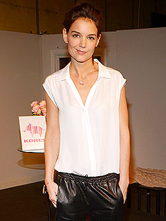 Katie Holmes Returning to TV to Play Manhattan Socialite | Katie Holmes