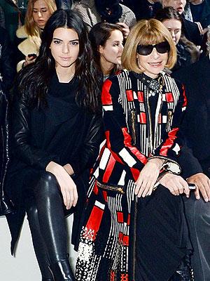 Kendall Jenner Vogue
