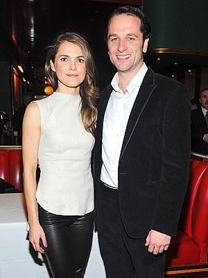 Matthew Rhys's Mom Thinks He's Dating Keri Russell