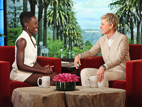 Lupita Nyong'o Jokes About Rumors She's Dating Jared Leto | Lupita Nyong'o