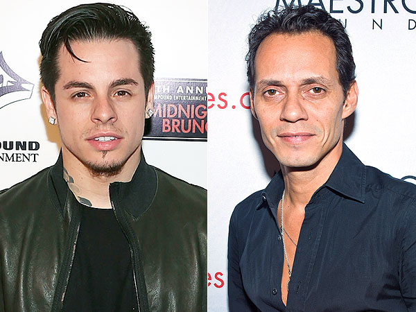 Exes Unite: Casper Smart Confirms He and Marc Anthony Are 'Buddies' | Casper Smart, Marc Anthony