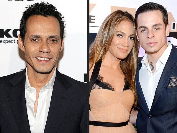 Marc Anthony on Jennifer's Boyfriend Casper: We're Good Friends | Casper Smart, Jennifer Lopez, Marc Anthony