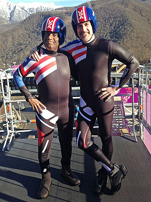 Noureen DeWulf's Olympics Blog: How the Today Show Crew Is Enjoying Sochi| Winter Olympics 2014, Today, Al Roker, Matt Lauer, Noureen DeWulf