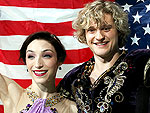 Charlie White & Meryl Davis Say Togetherness Brought Them Gold