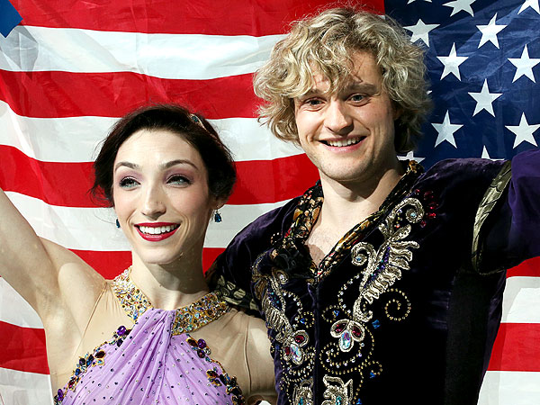 DWTS Cast Revealed! Olympic Partners Davis & White Will Face Off