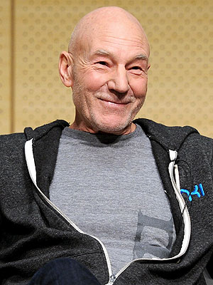 Patrick Stewart Not Gay: Paper Mistakenly Outs Actor in Ellen Page Coverage