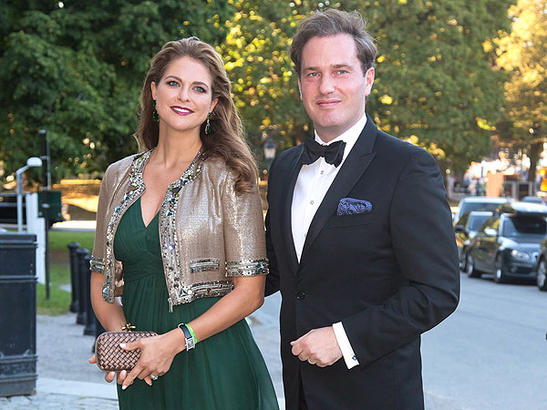 It's a Girl for Princess Madeleine of Sweden