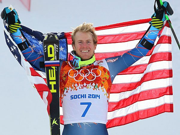 Ted Ligety: It's Cool to Be Among Olympic Legends| Winter Olympics 2014