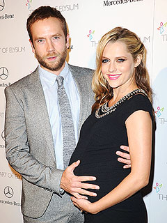 Mark Webber, Teresa Palmer Welcome Son Bodhi Rain