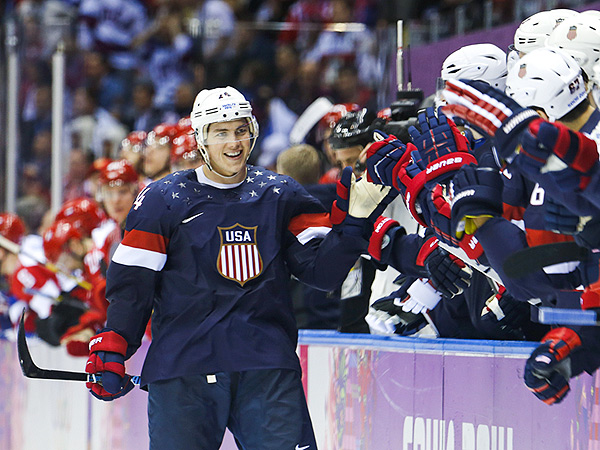 Hockey Star T.J. Oshie: Five Things to Know