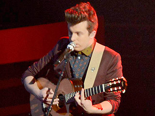 Idol's Alex Preston Has Famous Fans – X Factor Duo Alex & Sierra