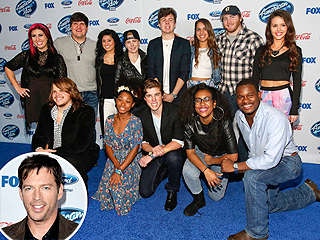 What Idol Contestants Really Think About Harry Connick Jr.